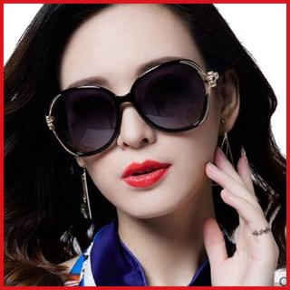 XYC annual sun glasses women's UV-proof Internet celebrity sunglasses round face Korean fashion glasses artist performance