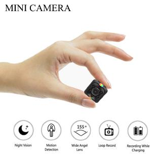Sq11 Mini Camera กล้องมินิ HD1080P กล้องแอบถ่าย Camcorder Motion DVR Micro Camera Sport Video small Camera c