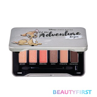 Review Cute Press Let the Adventure Begin Eye Palette