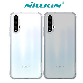 Review NILLKIN เคส Huawei Nova 5T / Honor 20 รุ่น Nature TPU Case