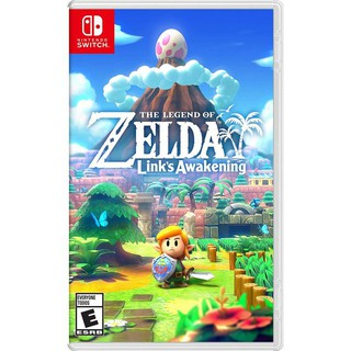 NSW THE LEGEND OF ZELDA: LINK'S AWAKENING (MULTI-LANGUAGE) (MDE)