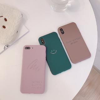 Review Soft Case VIVO V9 V7 V5 Y81 Y71 V5s Y81i Y85 X21 UD Plus Simple Smiley face