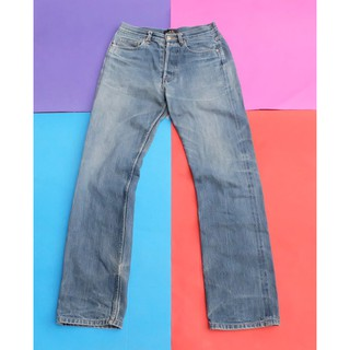 Review A.P.C. Selvedge Denim Made in Japan Size 29 มือสอง ของแท้