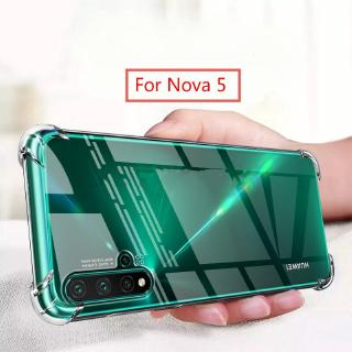 Review Casing Huawei Honor 9X 20 Pro Nova 5i Pro 5T Y9 Prime 2019 Shockproof Clear Airbag Soft TPU Case