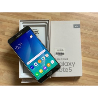 Review Sumsung Note 5 32gb