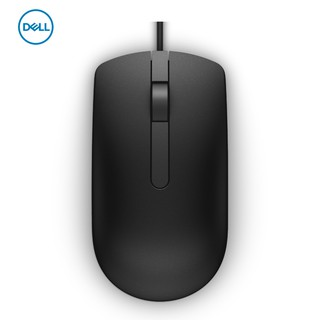 Review ﹍Dell/Dell Notebook Desktop Game Home Office Wired Mouse MS16 Original Keyboard KB216