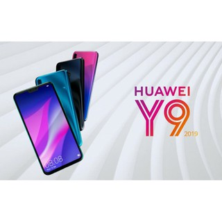 Review Huawei Y9 2019