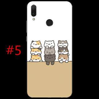 Image # 5 of Review เคส Cute Cat TPU Soft Case Asus ZenFone Max Pro M1 ZB601KL/ZB602KL/ZB570TL/ZB501KL