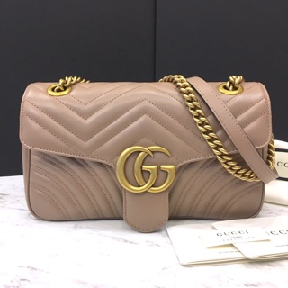 Review New (Unused)Gucci Marmont 26