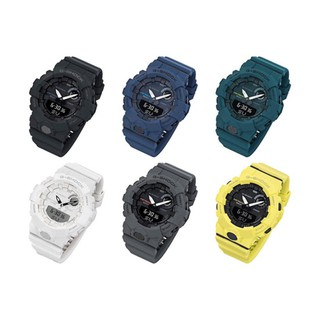 แท้ G-SHOCK Bluetooth® รุ่น GBA-800 NEW รุ่นใหม่ CASIO G-SHOCK G-SQUAD  Urban Sports Bluetooth® รุ่