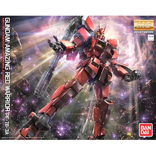 Image # 0 of Review MG Gundam Amazing Red Warrior