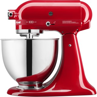 Review KitchenAid 5KSM180HESD Queen Of Hearts 4.8Lt Stand Mixer 5Qt - RED