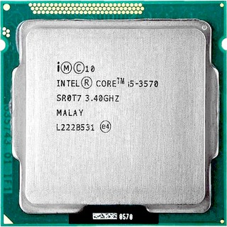 Review ซีพียู cpu Intel® Core™ i5-3570 (LGA1155, 6M Cache, 3.8GHz, 22nm) Processor