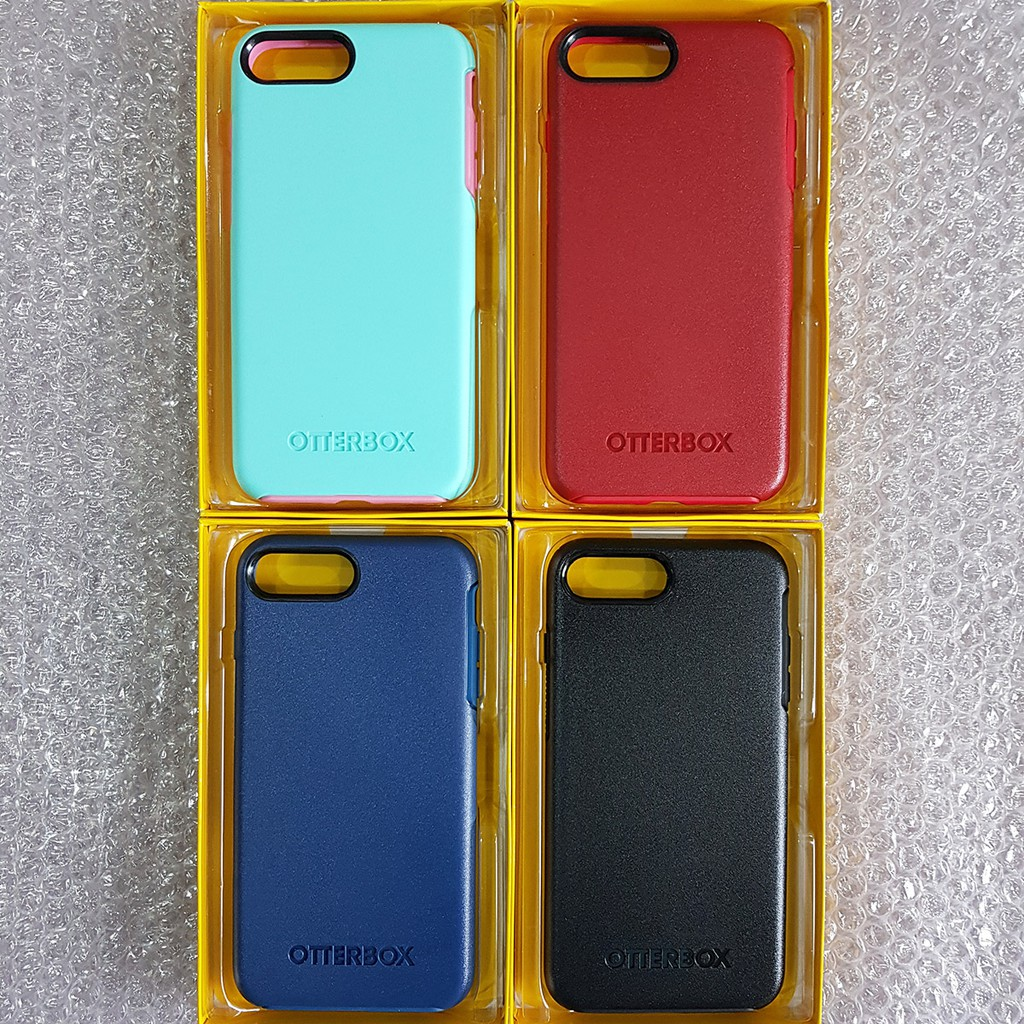 Image # 5 of Review OtterBox เคส iPhone 6/7/8/6Plus/7 Plus/8 Plus เคสกันกระแทก OtterBox Symmetry Series