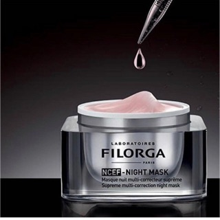 Review Filorga NCEF Night Mask 50 ml