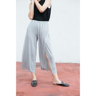 Review Side slit pants - ahalf
