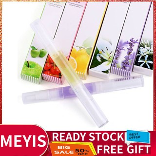 Review MEYISHOP Oil Barb Nutrition Manicure Revitalizer Tool Soften Cuticle Art Nail Pen Nail