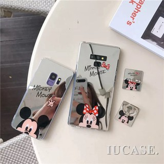 Review Samsung Note9/Note8/S8/S8P/S9/S9P Mickey Minnie Soft Case with Stand