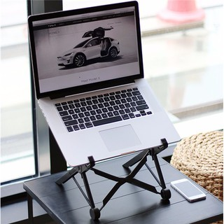 Review NEXSTAND K2 Portable Adjustable Foldable Laptop Notebook Ergonomic Holder