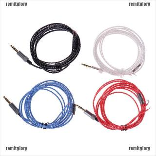 Review [REM]3.5mm Jack DIY earphone headphone audio cable repair replacement cord w