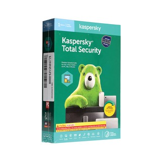 Kaspersky Total Security (1Devices/1Y)