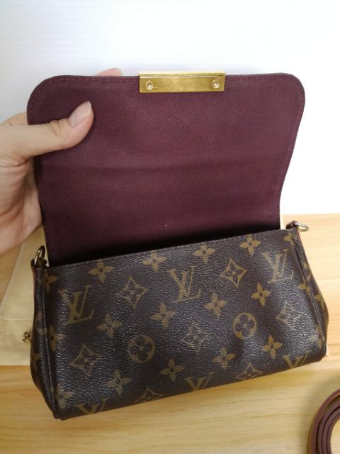 Image # 4 of Review LV Favorite pm monogram dc14