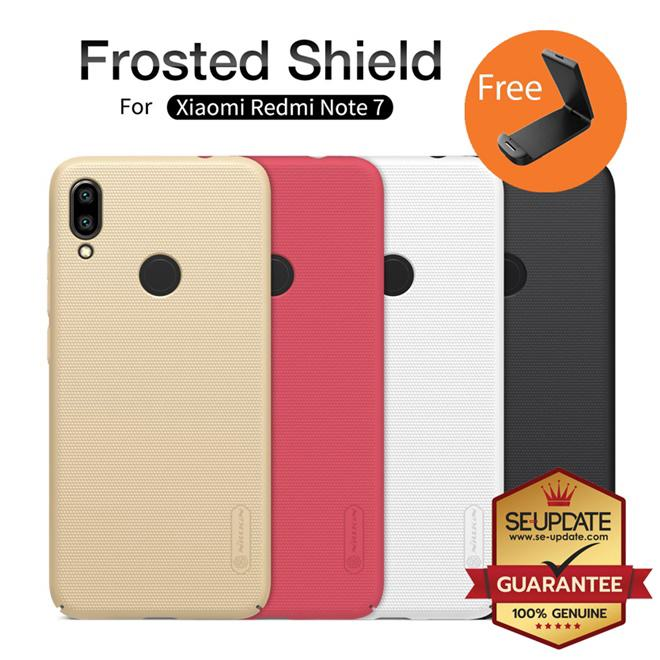 Review เคส Xiaomi Redmi Note 7 Nillkin Super Frosted Shield