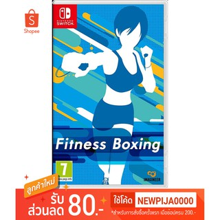 Nintendo Switch Fitness Boxing EU Eng