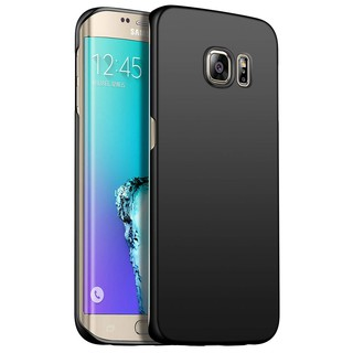 Review Samsung Galaxy S6 S7 S8 Edge Plus Case Hard PC Ultra-Thin Lightweight Back เคสมือถือ Cover