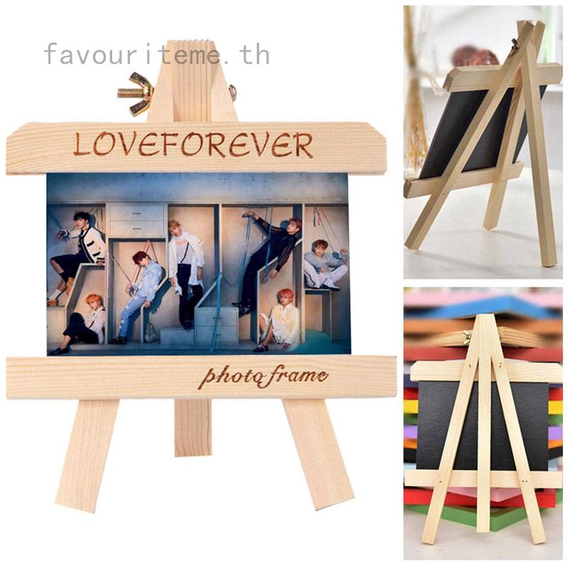 1pcKPOP BTS LOVE YOURSELF ух? ANSWER S.E.L.F Small Easel Wooden