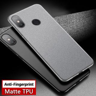 Review เคสโทรศัพท์มือถือ Xiaomi Redmi Note8 Pro Note 7 5 6 Pro 5 A Prime S 2 Y 2 5 Plus  Anti Fingerprint TPU Case