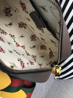 Image # 3 of Review Gucci GG Supreme Crossbody Bag With Strap