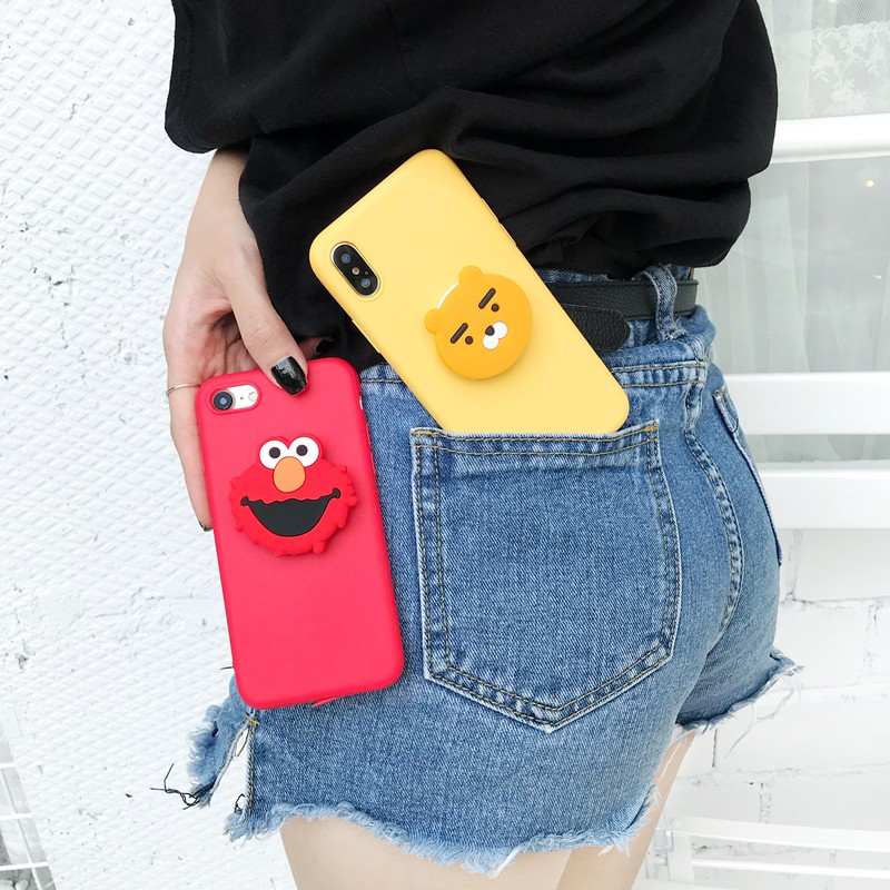 Image # 7 of Review Xiaomi Mi Max 2 3 Mi A1 A2 A3 Lite Mi 6 8 9 SE 9T Pro Lite Mi9 Note 3 Play CC9 CC9E Phone Case Soft Cartoon Stand Cover