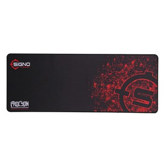 Signo แผ่นรองเมาส์ E-Sport Gaming Mouse Mat รุ่น MT-312S (Speed Edition)  #638