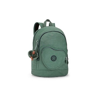 กระเป๋า Kipling Heart Backpack - Dark Green C [MCK2108