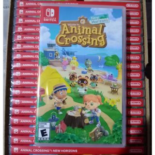 เกมAnimal Crossing โซน Us Nintendo switch
