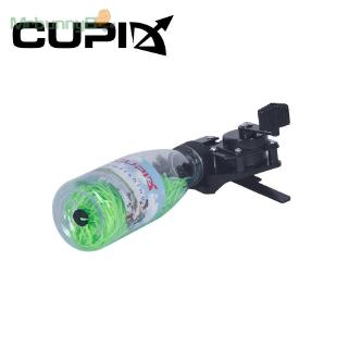 Review Rope Pot Archery Bow Fishing Reel Bowfishing Tool for Compound Bow Recurve Bow