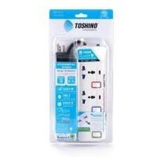 รางปลั๊กไฟ Toshino power bar model E-913 E-914 E-915 E-9135Y E-9145Y E-9155Y