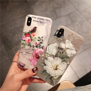 Review ViVO V15 V15 Pro 3D Relief Flower Soft TPU Phone Case Vivo X21 Y95 Y93 Y97 Y85 Y83 Y79 Y75 Y71 Y67 Y66 Y55 Y51