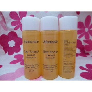 Review Mamonde First Energy Essence