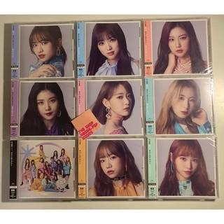 พร้อมส่ง IZONE 1st Mini Album - COLOR*IZ ไม่แกะ ราคาเพียง ฿600