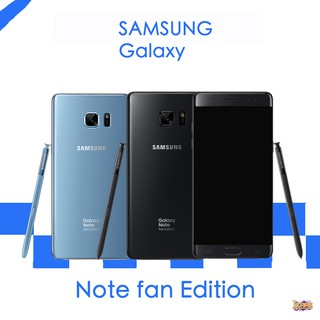 Review Samsung Galaxy Note Fan Edition เครื่องศูนย์