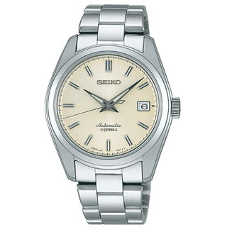 SEIKO SARB035 Mechanical Automatic Stainless Steel Wrist Watch White Face