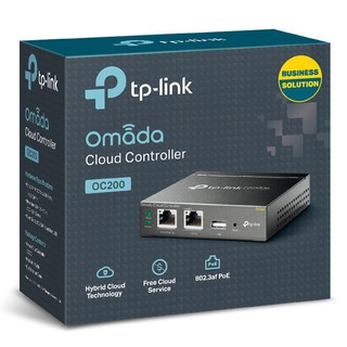 TP-LINK Access Point OC200 (Omada Cloud Controller) (Panso