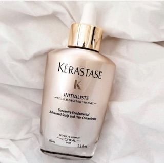 Image # 1 of Review พร้อมส่ง Kerastase Initialiste Advanced Scalp and Hair Concentrate  60 𝑴𝒍