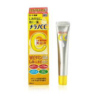 Review ROHTO Melano CC Vitamin C Cream 20ml