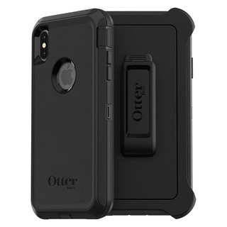 Review OtterBox เคส iPhone XS MAX/XR/XS เคสกันกระแทก OtterBox Defender Series