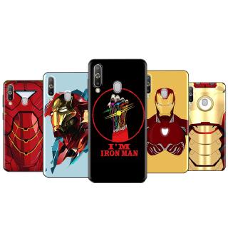 Review 078 Marvel Hero iron Man Samsung A10 A20 A30 A40 A50 A60 A70 M10 M20 M30 M40 soft case