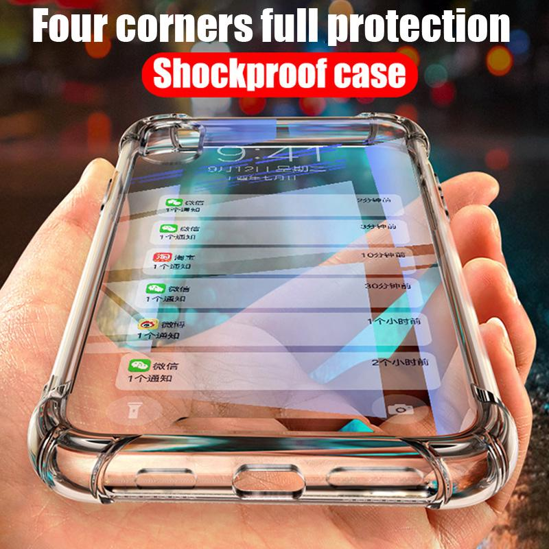 Image # 0 of Review Asus Zenfone Max Pro M2 ZB631KL/Max M2 ZB633KL 5Z Ze620KL 5 Lite ZC600KL Max M1 ZB555KL Live L1 Clear Case Shockproof