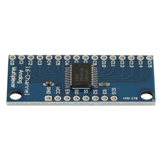 Review  ReadyCD74HC4067 High Speed CMOS 16 Channel Analog Digital Multiplexer Module *DC Frendyest